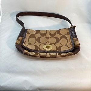 Coach Bags - Brown coach bag